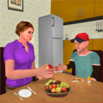 Virtual Mom Simulator Step Mother Family Life MOD Unlimited Money Download