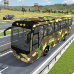 Army Bus Transporter Simulator 2020 1.10 MOD Unlimited Money Download