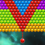 Bubble Shooter Space 3.1 MOD Unlimited Money Download