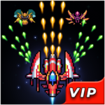 Galaxy Shooter Falcon Squad Premium Varies with device MOD Unlimited Money Download