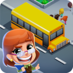 Idle High School Tycoon – Management Game 0.9.0 MOD Unlimited Money Download