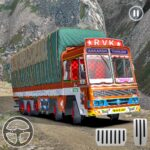 Indian Truck Cargo Game 2021 New Truck Games 1.0 MOD Unlimited Money Download