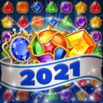Jewels Mystery Match 3 Puzzle 1.3.2 MOD Unlimited Money Download