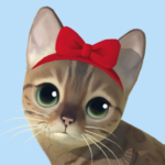 Kitty Cat Resort Idle Cat-Raising Game 1.26.7 MOD Unlimited Money Download