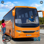 Real Bus Simulator Driving Games New Free 2021 2.1 MOD Unlimited Money Download