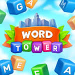 Word Tower – Free Offline Word Game 1.1.12 MOD Unlimited Money Download