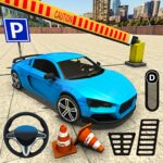 Car Parking Driver Test Multistory Driving Mania 1.6 MOD Unlimited Money Download