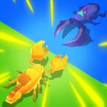 Clash of Bugs Epic Casual Bug Animal Art Games 0.0.5 MOD Unlimited Money Download