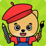Coloring and drawing for kids 3.107 MOD Unlimited Money Download