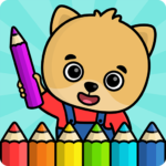 Coloring book for kids 1.108 MOD Unlimited Money Download