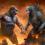 Dinosaur Rampage Attack King Kong Games 2020 MOD Unlimited Money Download