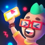 Idle Tiktoker Get followers and become celebrity 1.1.10 MOD Unlimited Money Download