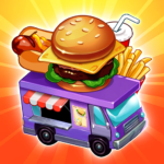 Kitchen Scramble Cooking Game 9.7.23 MOD Unlimited Money Download