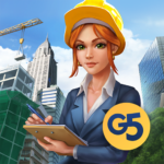 Mayor Match Town Building Tycoon Match-3 Puzzle 1.1.106 MOD Unlimited Money Download