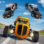 Mini Car Games Police Chase MOD Unlimited Money Download