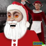 Scary Santa Granny Chapter 2 – Escape Horror House 1.7 MOD Unlimited Money Download