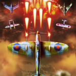 Top Fighter WWII airplane Shooter 25 MOD Unlimited Money Download
