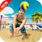 Volleyball Stars – World Mobile Master Game 1.0 MOD Unlimited Money Download