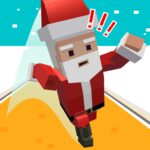 Xmas Floor is Lava Christmas holiday fun 2.7 MOD Unlimited Money Download