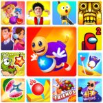 All Games Puzzle Game New Games MOD Unlimited Money Download