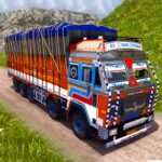 Cargo Delivery Truck Offroad New Truck Games MOD Unlimited Money Download