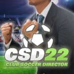 Club Soccer Director 2022 MOD Unlimited Money Download