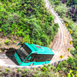 Offroad Mountains Bus Driving SimulatorCoach Game MOD Unlimited Money Download