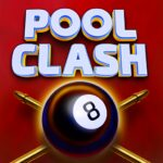 Pool Clash new 8 ball game MOD Unlimited Money Download