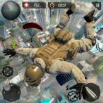 Real Commando Fire Ops Mission Offline FPS Games MOD Unlimited Money Download