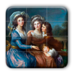 19th Century Paintings Switch Puzzle MOD Unlimited Money Download