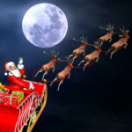 Christmas Flying Santa Gift Delivery MOD Unlimited Money Download