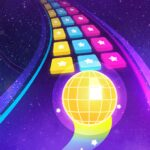 Color Dancing Hop – free music beat game 2021 MOD Unlimited Money Download