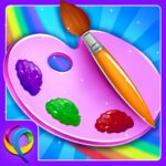 Coloring Book – Drawing Pages for Kids MOD Unlimited Money Download