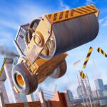 Construction Ramp Jumping MOD Unlimited Money Download