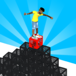 Crate Olympics 3D MOD Unlimited Money Download