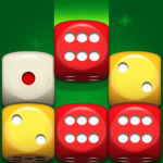 Dice Puzzle 3D-Merge Number game MOD Unlimited Money Download