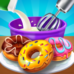 Donut Maker Yummy Donuts MOD Unlimited Money Download
