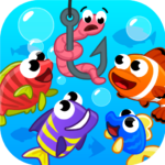 Fishing for kids MOD Unlimited Money Download