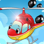 Fun helicopter game MOD Unlimited Money Download