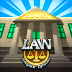 Law Empire Tycoon – Idle Game Justice Simulator MOD Unlimited Money Download