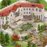 Merge Manor Sunny House MOD Unlimited Money Download