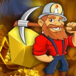 Mining Gold Rush – Casual Gold Miner MOD Unlimited Money Download