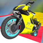 Motorcycle Escape Simulator – Fast Car and Police MOD Unlimited Money Download