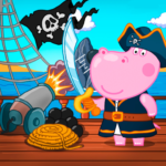 Pirate Games for Kids MOD Unlimited Money Download