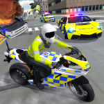Police Car Driving – Motorbike Riding MOD Unlimited Money Download
