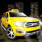 Taxi Game Free Taxi Driver 3D Simulator Game MOD Unlimited Money Download