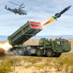US Army Rocket Missile Games MOD Unlimited Money Download