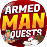 Armed Man Quests Game MOD Unlimited Money Download
