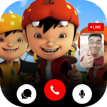 Call From Boboiboy Video call and Chat MOD Unlimited Money Download