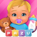 Chic Baby 2 – Dress up baby care games for kids MOD Unlimited Money Download